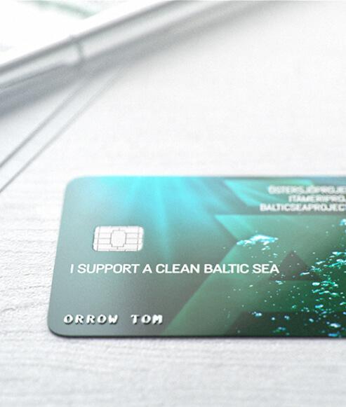 Ålandsbanken - Östersjökortet